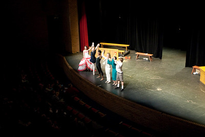 NNHS Drama- The Trial of the Big Bag Wolf
