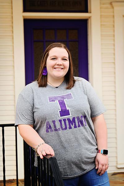 Alyssa Bottlinger 2019 Grad