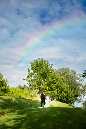 Megan and Adam Wedding