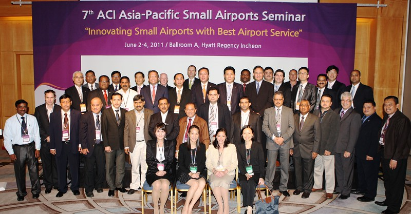 2011-2 Small Airports Seminar in Seoul, June 2011