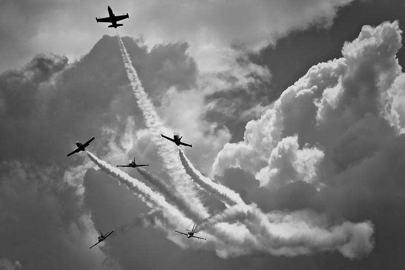 Breitling Air Display Team
