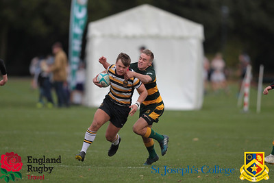 QEGS Wakefield v St Peters