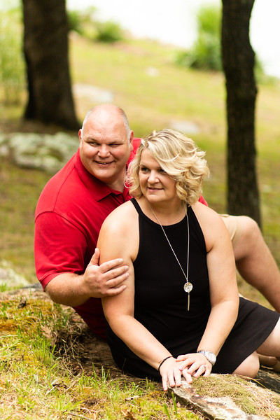 Cox DeSpain Engagement Session