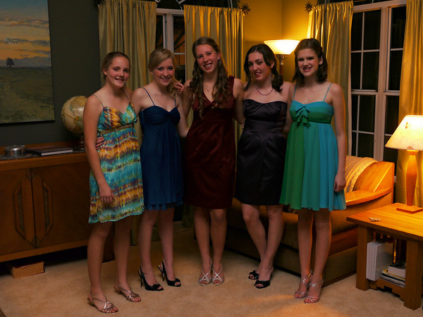 Winter Dance - Emily and Friends