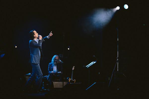 Nick Cave & Warren Ellis @ Sage Gateshead - 24.09.21