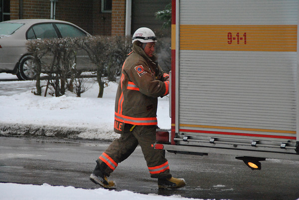 December 30, 2011 - Rescue - High Level - 30 Antrim Cres.