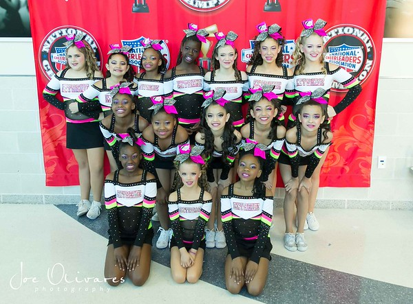 Killeen L1 Jr Prep at NCA Prep Nationals