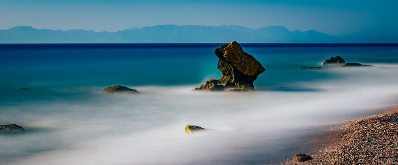 Rhodos Kato Petres Beach