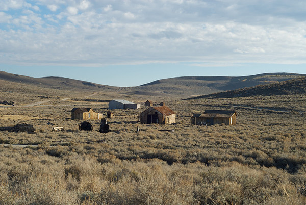 Bodie Ghost Town, Yosemite