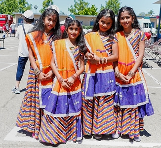 Pomeroy Elementary Multicultural Festival '17