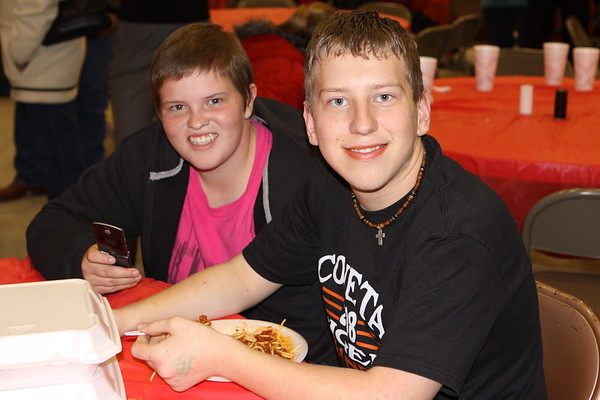 CHS Band Spaghetti Dinner and Auction