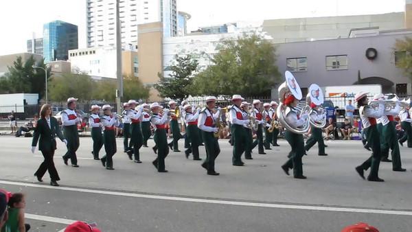 Sports Citrus Parade 21-31-11