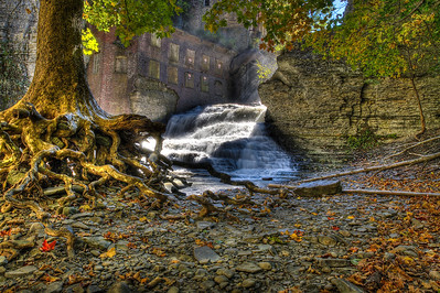 NY Finger Lakes Waterfalls