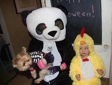 Clarke Halloween 2018