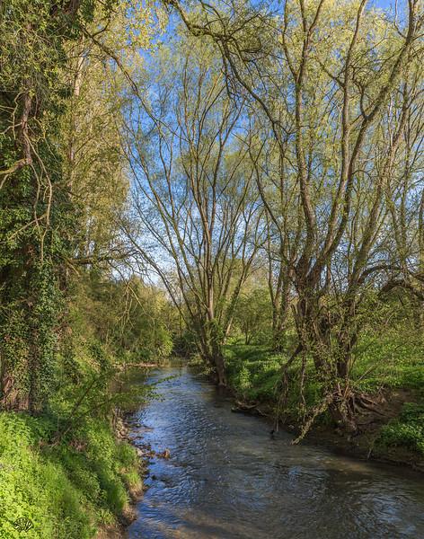 La verte campagne  à l'ouest de Walcourt