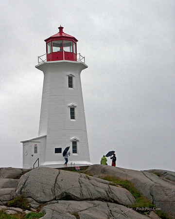 Peggy's Cove, Nova Scotia 2009
