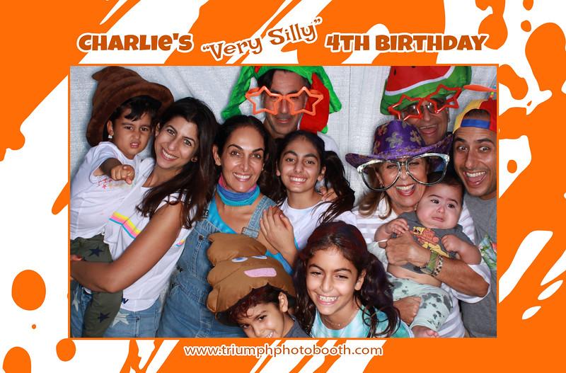 10/18/20 - Charlie's 4th Birthday
