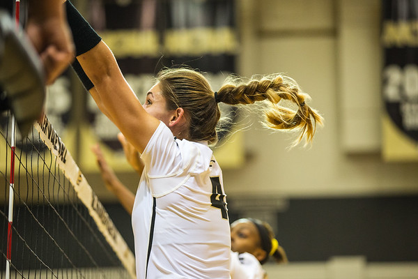 Purdue Volleyball vs Nebraska 2015-11-4