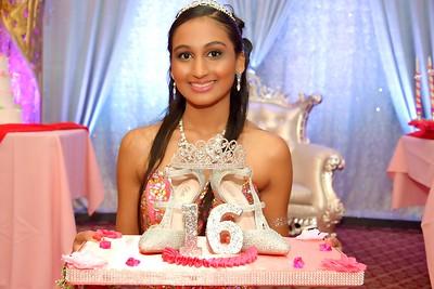 Shereen's Sweet 16