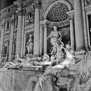 Night Photography in Rome