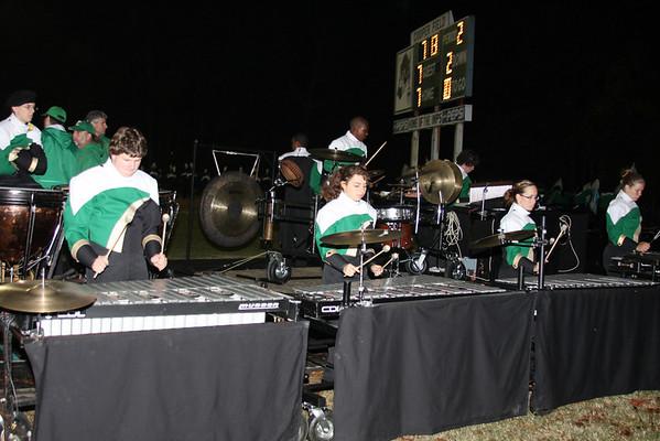 2010-11-05: Cary vs Panther Creek Senior Night