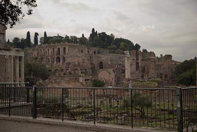 Rome -Forum