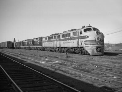 CB&Q—Diesel Locomotives/Trains