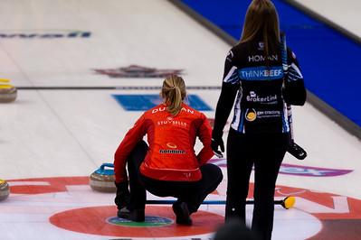 Feb 1 2020 Cornwall Curling Womans Finals