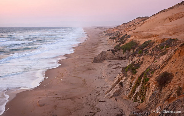 California Coastal Dunes