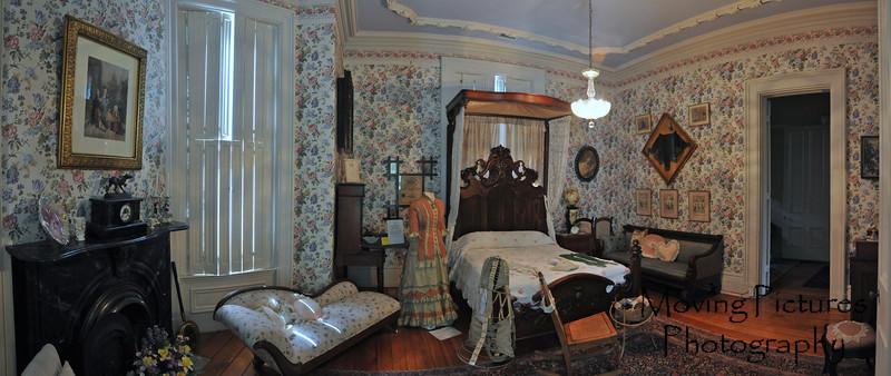 Promont House - Master Bedroom