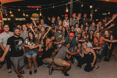 Amy & Josh's Going Away Party | Illegal Pete's - Denver, CO | 09.22.2018