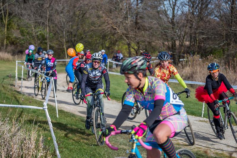 Women Cat 4 & Junior 9-14 - 2014 Campton Cross Cyclocross Race