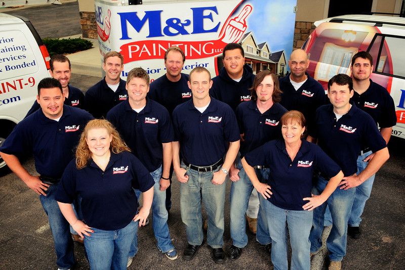 2009 M&E Painting