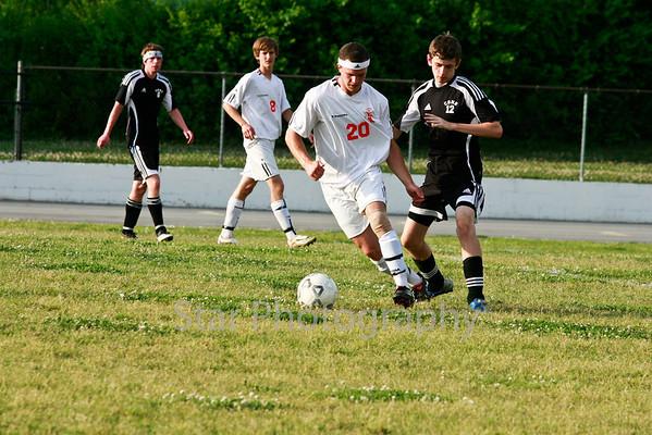 Elizabethton Boys Soccer 05-12-10