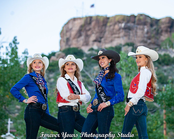 2018-2019 Rodeo Attendants