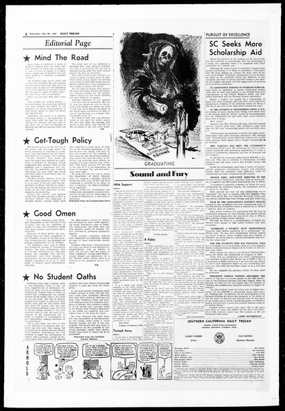 Daily Trojan, Vol. 51, No. 55, December 16, 1959