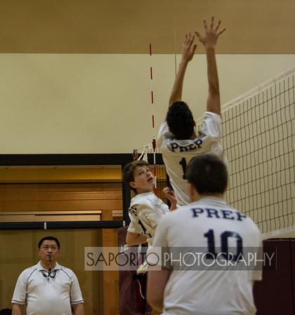 St. John's Prep JV Volleyball vs. Boston College High School