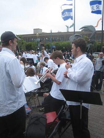 Pier 39 concert May 2007