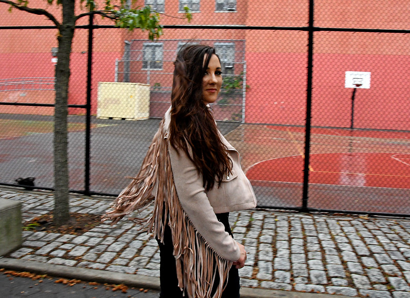 Brinn Black Photoshoot in Brooklyn, New York on October 24, 2017