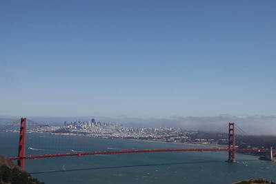 Golden Gate Bridge 2013