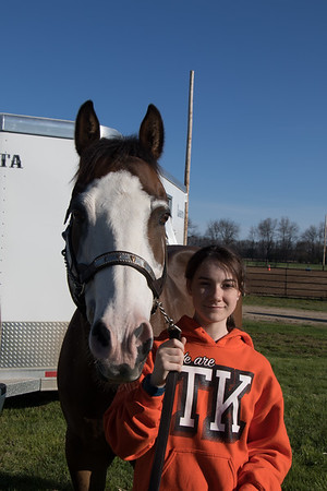 Jr. Equestrian Team Mock Horse Show