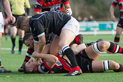 Cheltenham Rugby V Matson - 7th December 2019