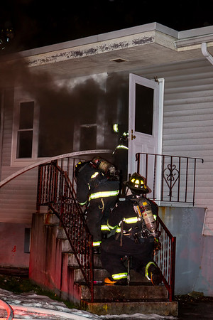 Working Structure Fire - 39 Wheeler St, Leominster, MA - 12/10/19
