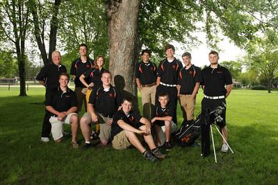 West Salem boy's golf BG13