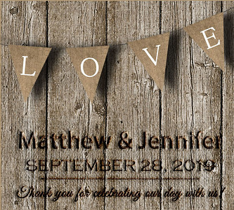 28-09-2019 ~ Matthew and Jennifer Wedding