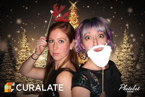 Curalate Holiday Party 2014