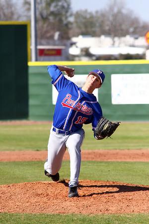 PBS Baseball vs Zachary 2/16/08