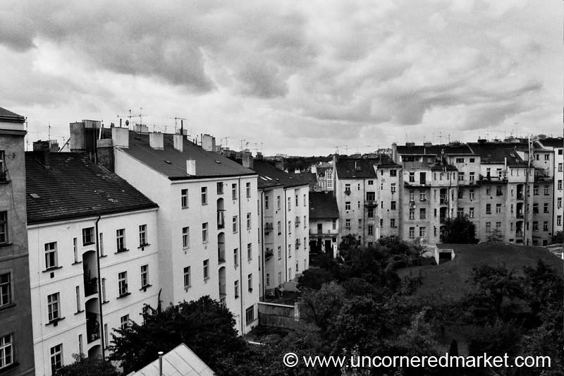 Estonska in Black and White - Prague, Czech Republic