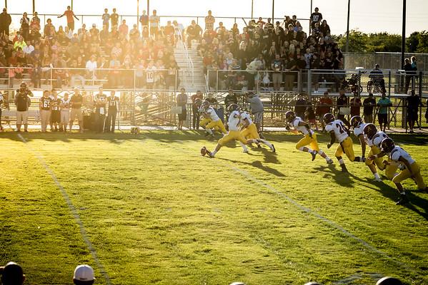 AHS Football at Fremont