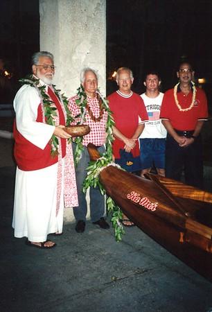 2002 Ka Mo'i Blessing 2-25-2002